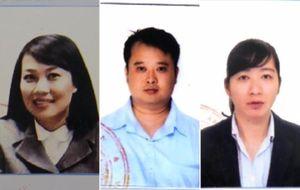 Bộ Công an bắt được 3 cán bộ OceanBank trốn truy nã
