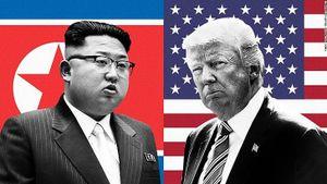 Nhà Trắng: Triều Tiên nói ông Trump tuyên chiến là điều 'lố bịch'
