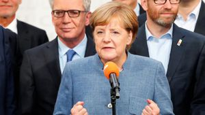 Thách thức hậu bầu cử của bà Merkel