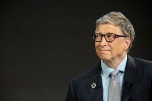 Sau nhiều năm, Bill Gates đã mua chiếc Android đầu tiên