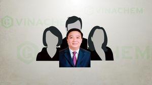 Đường thăng tiến của các thành viên gia đình Chủ tịch Vinachem