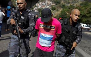 Cuộc chiến truy quét các băng đảng ma túy ác liệt ở Rio de Janeiro