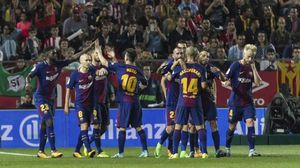 Dưới thời Valverde, Barcelona đang 'phân hóa tầng lớp' mạnh mẽ