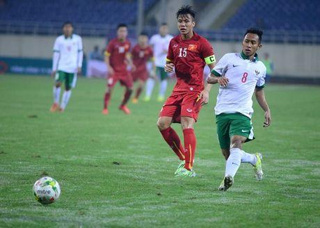 Doi truong Olympic Viet Nam dinh chan thuong bap dui - Anh 1