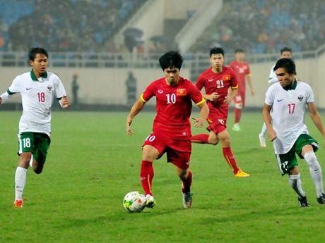 U23 Viet Nam dang phu thuoc vao Cong Phuong? - Anh 1