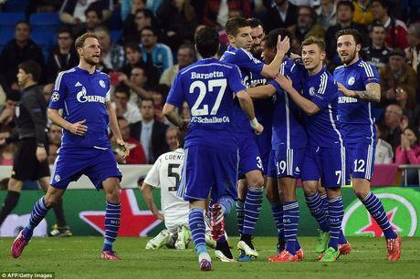 Can canh Real Madrid guc nga truoc Schalke ngay tai Bernabeu - Anh 10