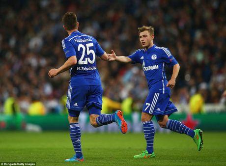 Can canh Real Madrid guc nga truoc Schalke ngay tai Bernabeu - Anh 11