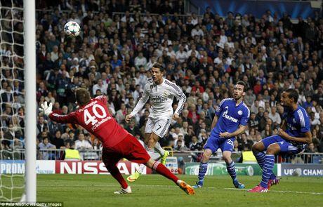 Can canh Real Madrid guc nga truoc Schalke ngay tai Bernabeu - Anh 6