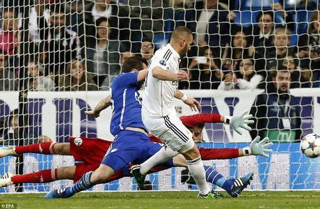 Can canh Real Madrid guc nga truoc Schalke ngay tai Bernabeu - Anh 8