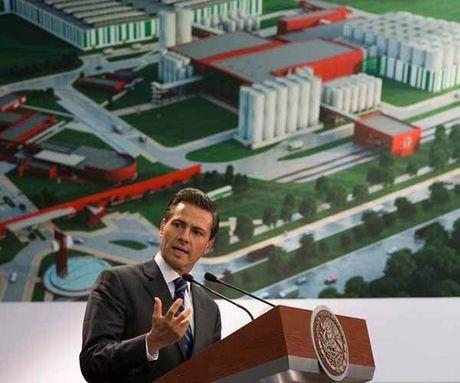 Heineken dau tu 500 trieu USD xay dung nha may tai Mexico - Anh 1