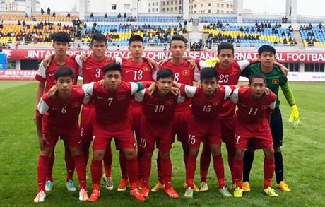 Thua Malaysia, U15 Viet Nam lo chuc vo dich tren dat Trung Quoc - Anh 1