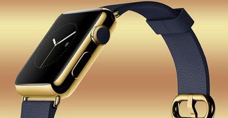 Apple kiem bao nhieu tien tu moi chiec Apple Watch Edition? - Anh 1