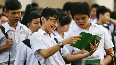 De thi THPT Quoc gia 2015: Nhung dieu can biet - Anh 1