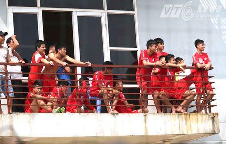 Khi nguoi dep yeu U23 Viet Nam chang kem U19 - Anh 12