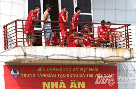 Khi nguoi dep yeu U23 Viet Nam chang kem U19 - Anh 13