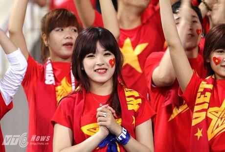 Khi nguoi dep yeu U23 Viet Nam chang kem U19 - Anh 2