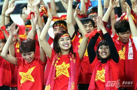 Khi nguoi dep yeu U23 Viet Nam chang kem U19 - Anh 3