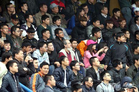 Khi nguoi dep yeu U23 Viet Nam chang kem U19 - Anh 5