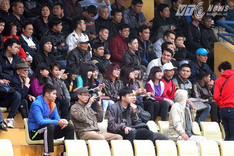 Khi nguoi dep yeu U23 Viet Nam chang kem U19 - Anh 6