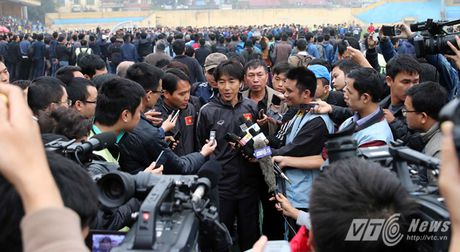 Khi nguoi dep yeu U23 Viet Nam chang kem U19 - Anh 8