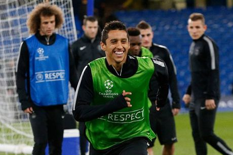 Chelsea, Bayern tu tin truoc luot ve knock-out Champions League - Anh 12
