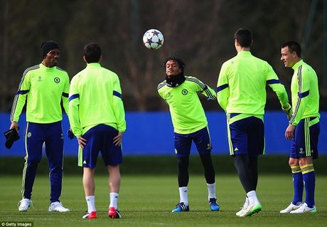 Chelsea, Bayern tu tin truoc luot ve knock-out Champions League - Anh 4