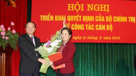 Pho Bi thu Thanh uy Ha Noi lam Pho Truong ban Dan van Trung uong - Anh 1