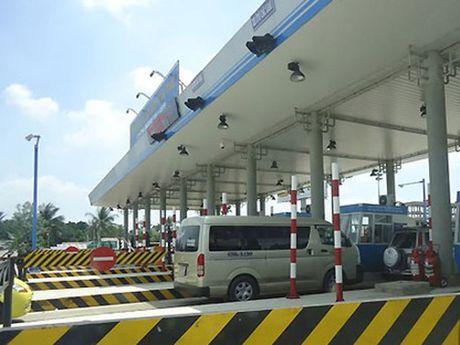 Bo GTVT thi diem 3 tram thu phi khong dung - Anh 1