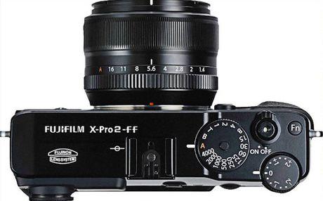 Fujifilm X-Pro2 se co mat trong nam nay, quay phim 4K, do phan giai cao, cam bien X-trans moi - Anh 1