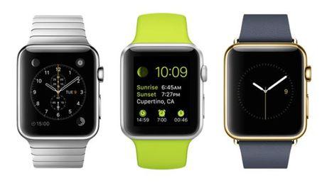 Vi sao nhung hinh anh Apple Watch luon chi 10:09? - Anh 1