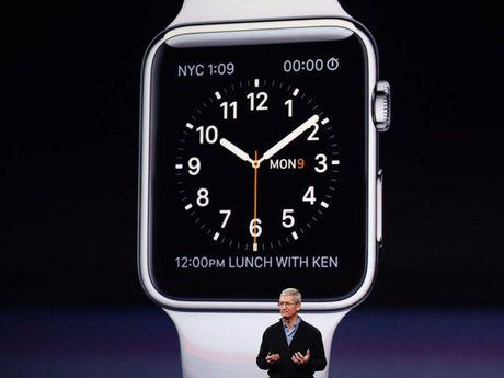 Vi sao nhung hinh anh Apple Watch luon chi 10:09? - Anh 2