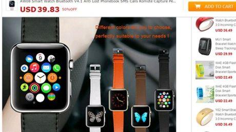 Apple Watch nhai xuat hien tran lan tai Trung Quoc - Anh 1