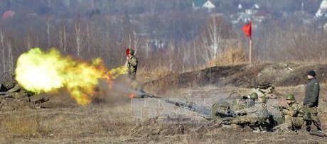 Ukraine tang manh chi tieu quoc phong 2015 - Anh 1