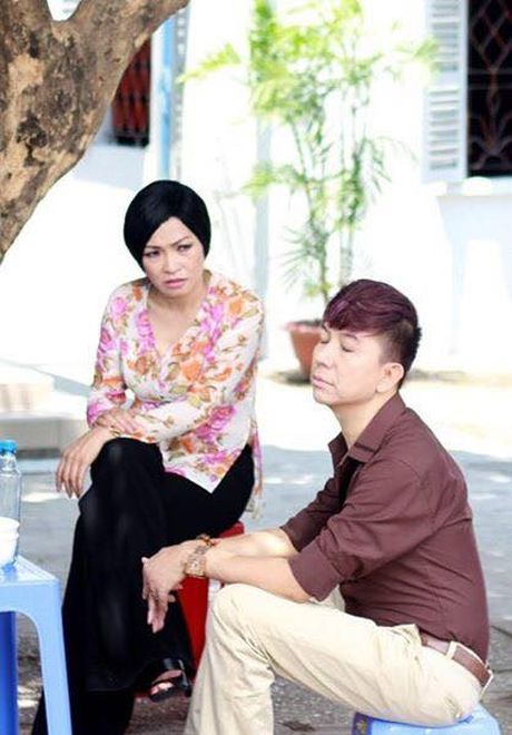 Phuong Thanh - Long Nhat mat lanh voi nhau, Diem My diu dang - Anh 1