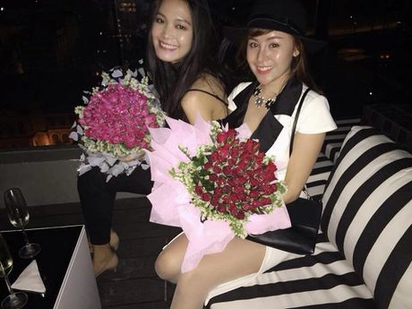 Phuong Thanh - Long Nhat mat lanh voi nhau, Diem My diu dang - Anh 17