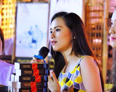 Phuong Thanh - Long Nhat mat lanh voi nhau, Diem My diu dang - Anh 2