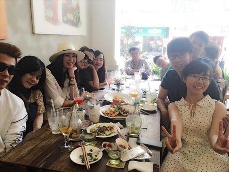 Phuong Thanh - Long Nhat mat lanh voi nhau, Diem My diu dang - Anh 4