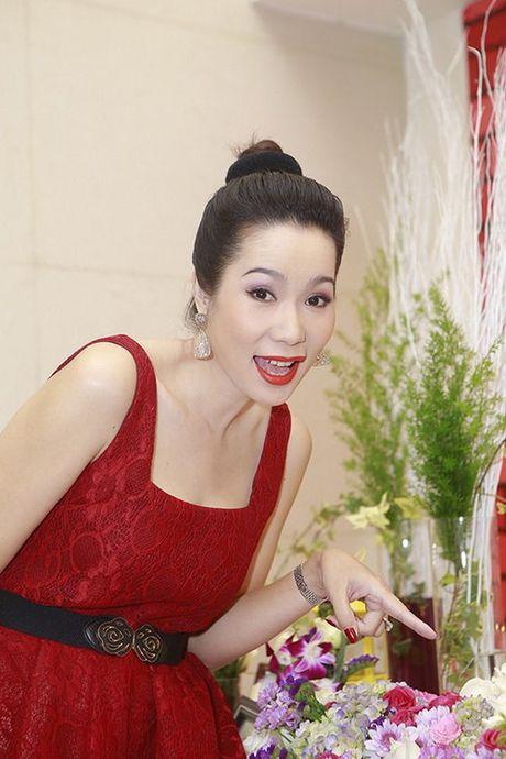 "Trinh Kim Chi: ""Chong om nghen khi toi mang bau"" - Anh 2"