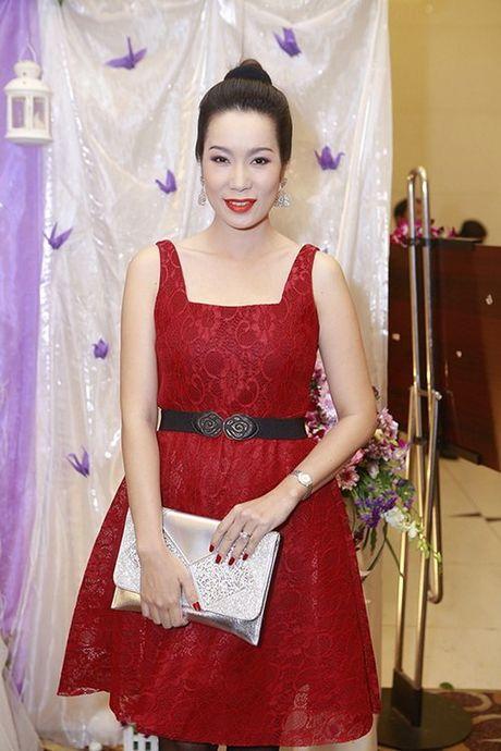 "Trinh Kim Chi: ""Chong om nghen khi toi mang bau"" - Anh 3"