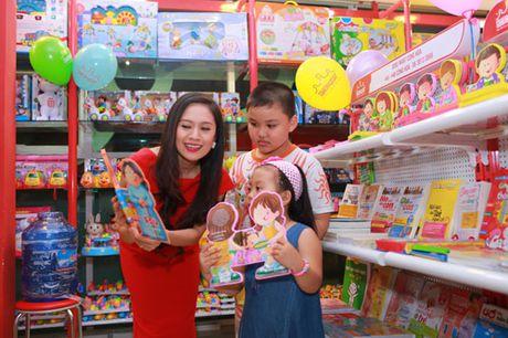 "Thanh Thuy ""mach nuoc"" dia chi chon do cho be yeu. - Anh 2"