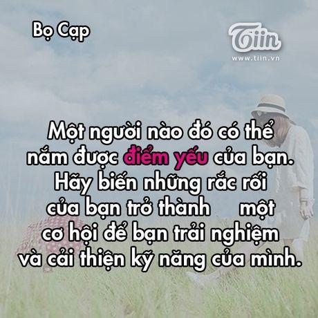 Thu tu cua ban (11/3): Co phai Song Tu dang ap u mot ke hoach kinh doanh? - Anh 8