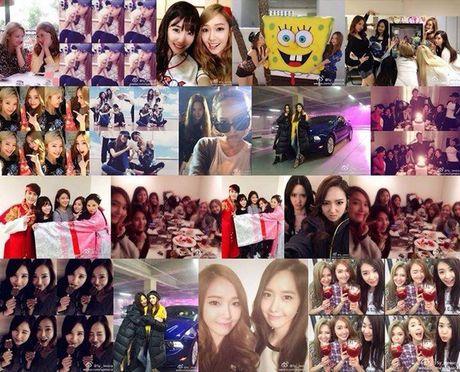 Jessica bat ngo xoa het anh SNSD tren Weibo - Anh 2