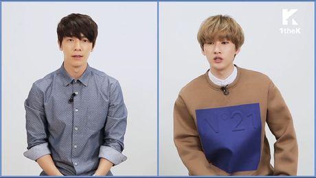 'Hoi xoay dap xoay' Donghae va Eunhyuk - Anh 2