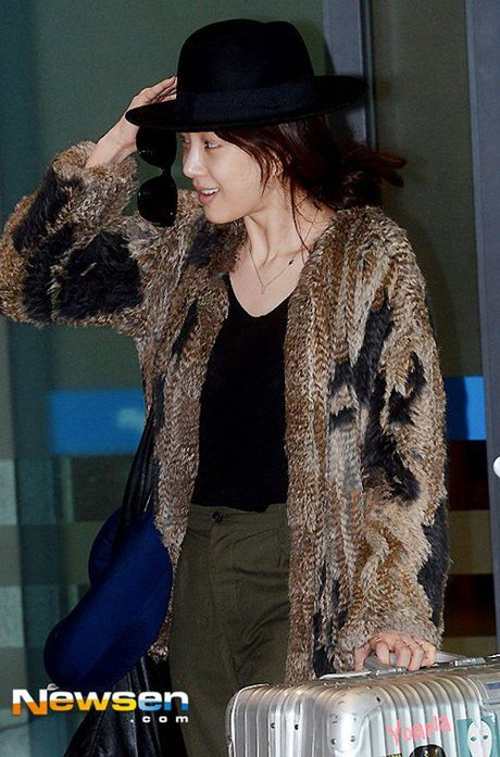 'My nhan co huong' Jung Ryeo Won lo mat hoc hac, bo pho - Anh 5