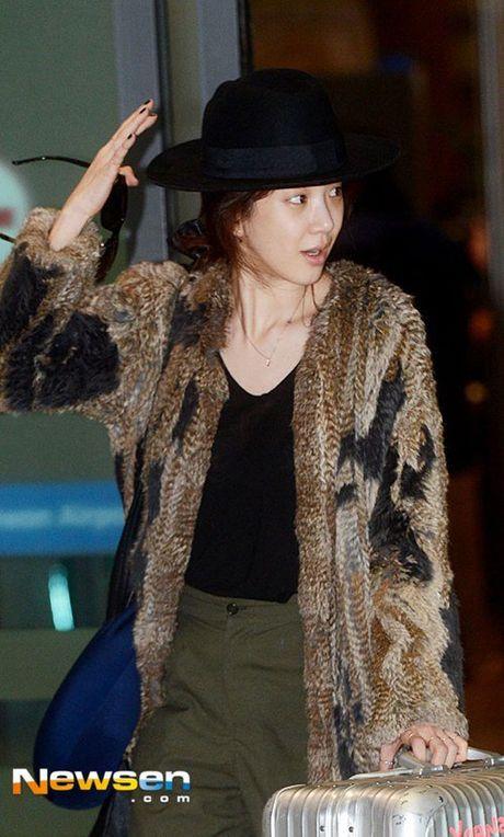 'My nhan co huong' Jung Ryeo Won lo mat hoc hac, bo pho - Anh 6