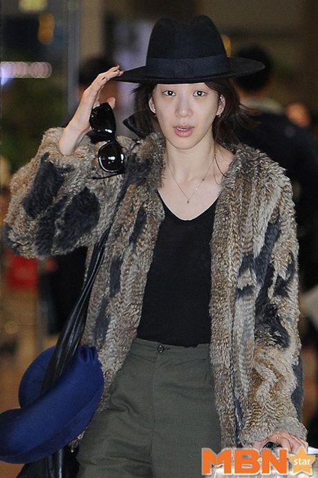 'My nhan co huong' Jung Ryeo Won lo mat hoc hac, bo pho - Anh 7