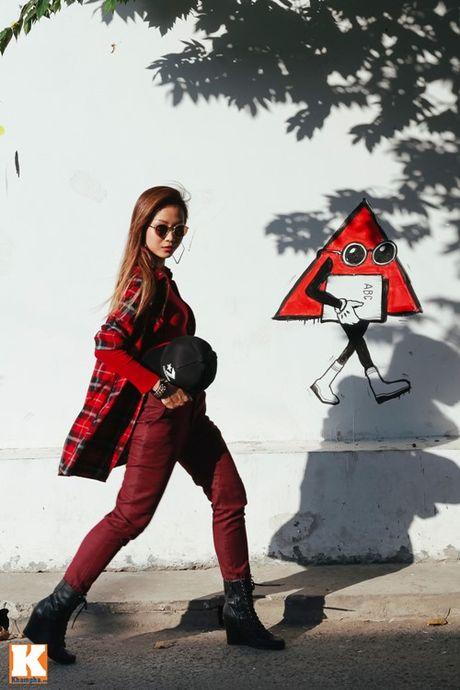 Street style bui bam cua nu rapper Suboi - Anh 9