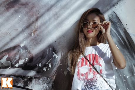 Street style bui bam cua nu rapper Suboi - Anh 4