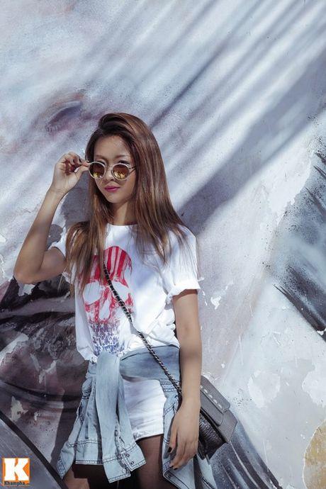 Street style bui bam cua nu rapper Suboi - Anh 5