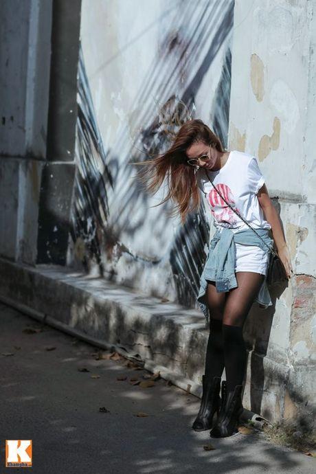 Street style bui bam cua nu rapper Suboi - Anh 6